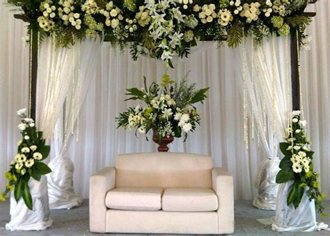 Wedding Sederhana by Pelaminan Minimalis Day