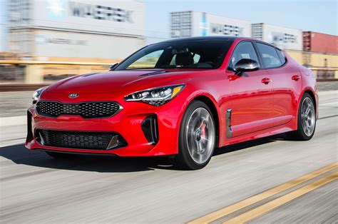 stinger gt price exclusive 2018 kia stinger gt test well stung