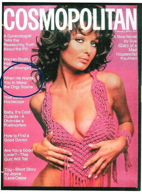 17 eyebrow raising headlines on vintage cosmopolitan magazines