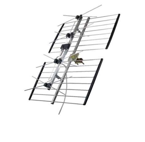 channel master 4221hd uhf 4 bay hd tv terrestrial antenna 50 ft coax cable free ebay