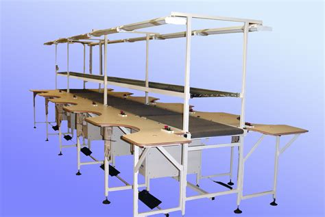Flat Layout Design Dynapace Progressive Assembly