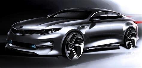 Future Kia 2016 Kia Optima Concept To Debut At New York Show