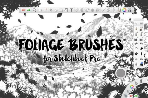 sketchbook pro mobomarket 17 best images about photoshop brushes free premium on