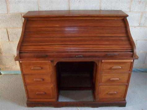 teak roll top desk antiques atlas superb panelled teak roll top pedestal desk