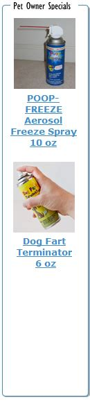 spray to keep dogs from pooping in house poop freeze dog poop freeze spray ideal pooper scooper companion