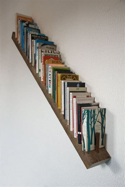 bookshelves for wall best 25 unique bookshelves ideas on creative