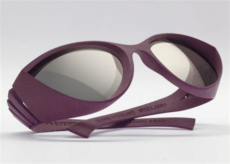 3d printing eyeglasses to compete in the designer eyewear