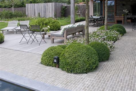 moderne trditionele tuinen ziegelei vande moortel