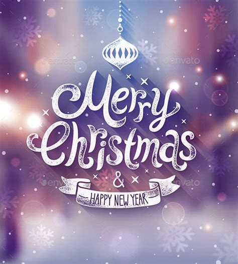 christmas poster templates  psd eps png ai vector format