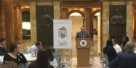 st francis house st francis house highlights moving ahead program at state house breakfast st