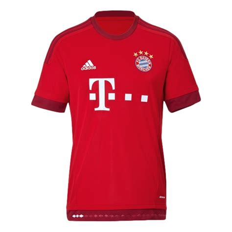 bayern munich 15 16 home jersey