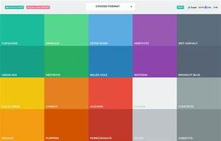 modern color schemes fresh colours palette for modern designers mkels