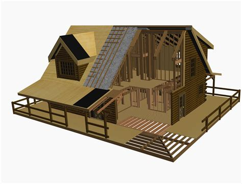 log home package kits log cabin kits edgewood model log cabin home packages kits battle creek log homes