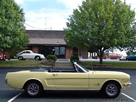 1964 1 2 ford mustang convertible 1964 1 2 ford mustang convertible year production