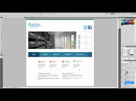 tutorial photoshop html photoshop to html to wordpress tutorial 1 intro