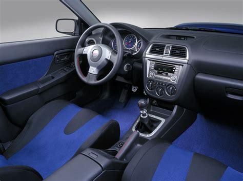 2005 Subaru Wrx Sti Interior 2005 subaru impreza wrx sti interior pictures cargurus