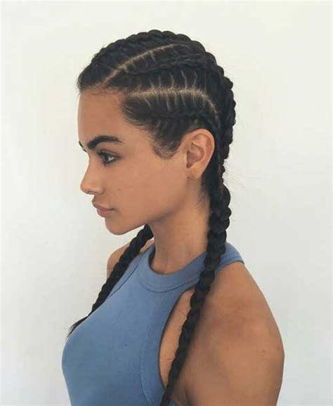 Long Braided Hairstyles for Ladies   Long Hairstyles 2017
