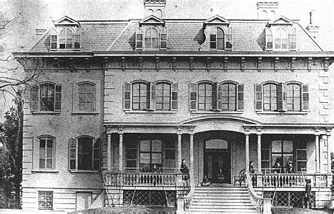 century lighting college point college point mansion is now a landmark the new york times