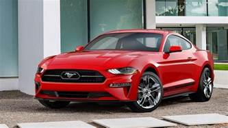 2018 ford mustang travels to the 1960s with retro pony