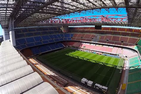 san siro away section quot new ac milan stadium quot project unveiled the ac milan offside