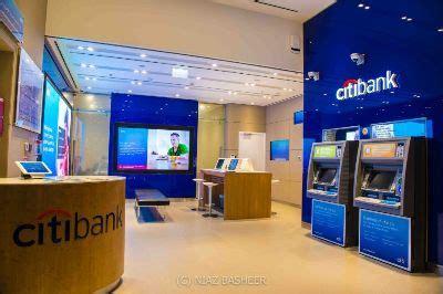 Citi Bank Teller by The Citi Citi Uae Dubai Branch Digital Transformation