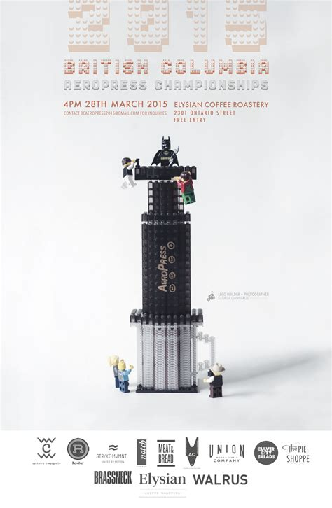 design poster k3 this sweet lego aeropress trophy from british columbia