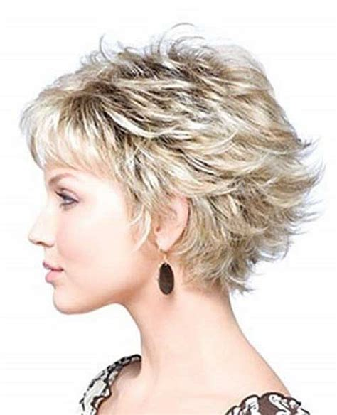 front and back very short shag cuts over 50 short shaggy hair styles front and back view new style