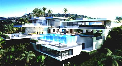 luxury house plans with pools hotel resort extraordinary mansions with pools for