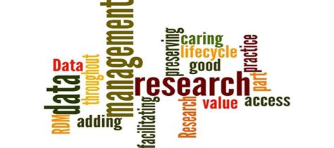 Mba S Becoming Increasingly Required by Research Data Management The Of Edinburgh