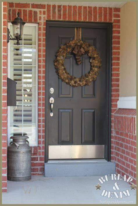 front door colors with red brick what color to paint front door with red brick google