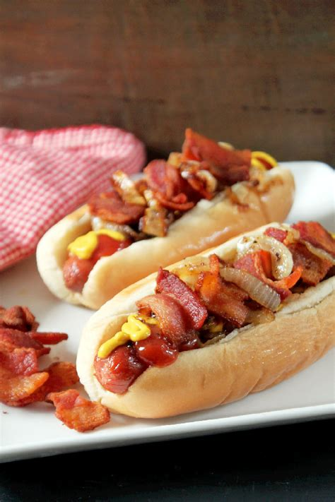 can dogs bacon bacon dogs