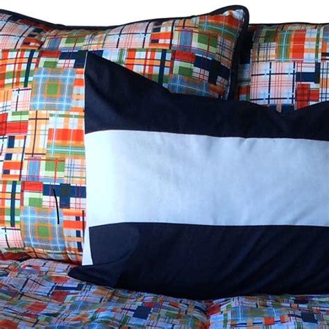 journey bunk bed journey plaid bunk bed hugger comforter