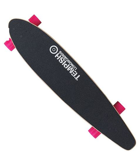 skateboard decks billig longboard tempish sense cruiser pintail g 252 nstig