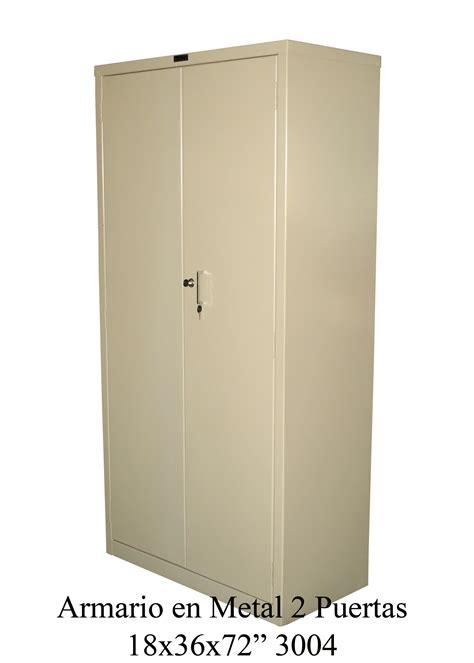armario metal linea metal armario en metal 2 puertas