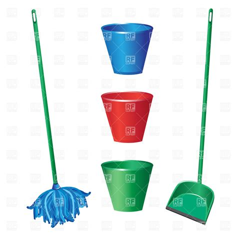 cleaning tool floor cleaning tools swab dustpan and plastic bucket