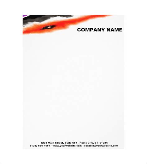10 construction company letterhead templates free