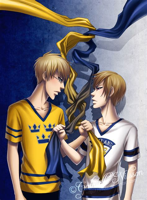 Kaos Anime Canada Knows Hockey sufin serious business by gabbi on deviantart