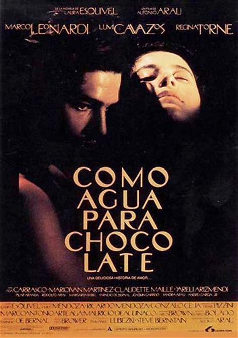 como agua para chocolate como agua para chocolate soundtrack details