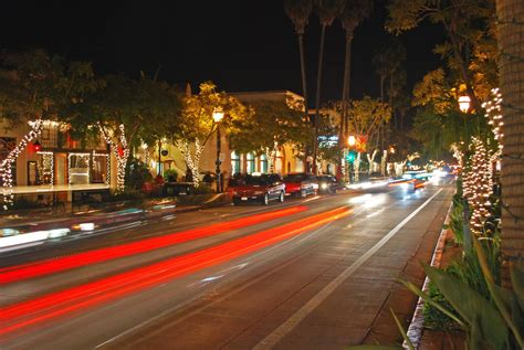 santa barbara parade of lights santa barbara homes and