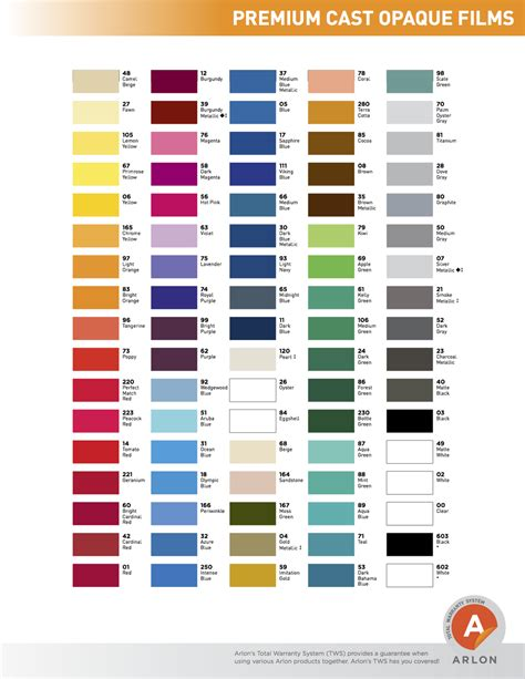 3m color chart 3m 220 vinyl color chart coastal graphics llc die cut