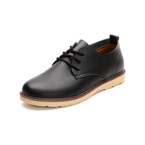 casual oxford shoes formal shoes 2015 fashion soft genuine leather s
