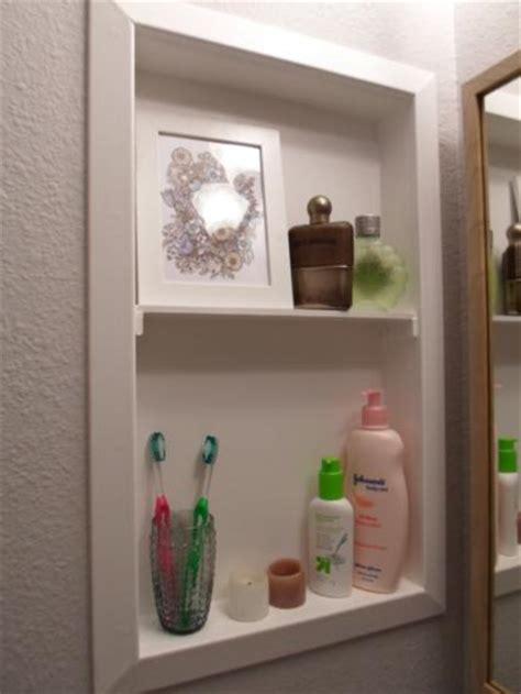 Medicine Shelf by Ufo Diy Challenge Medicine Cabinet Turned Open Shelving