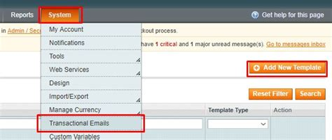 Customize Specific Pages Look Magento 1 9 Vs 2 2 Belvg Blog How To Create Custom Email Template In Magento