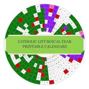 liturgical calendar template printable catholic liturgical year 2015 blank calendar