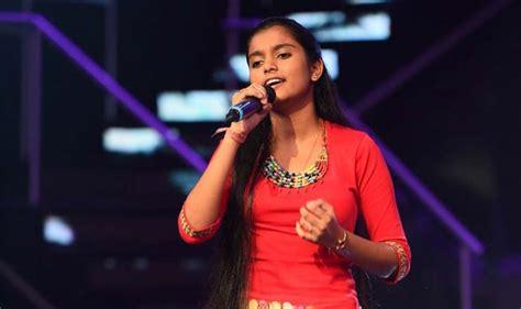 indian idol junior  grand finale nityashree venkataramanan nahid