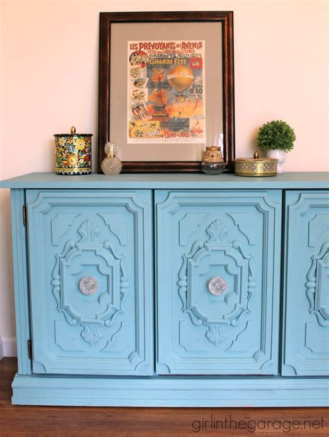 Malm Dresser Painted by 34 Beautiful Blue Furniture Makeovers 2 Bees In A Pod