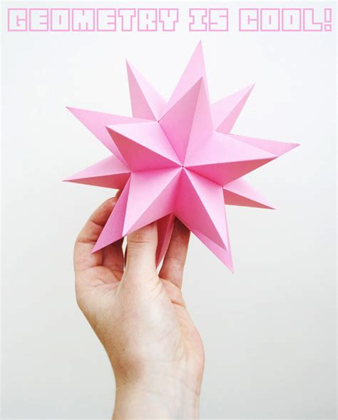Paper Great Dodecahedron - best photos of great dodecahedron template paper