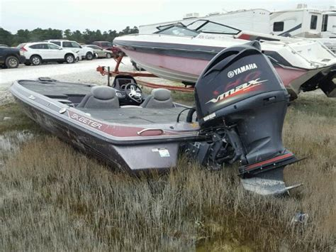 boat mechanic houston tx 2017 skeeter bass boat for sale at copart houston tx lot