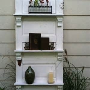 Repurposed Bookcase Diy Project Repurpose Old Doors Daily Chronicle