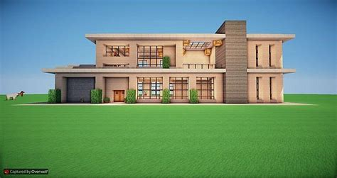 minecraft realistic house minecraft realistic modern home minecraft project